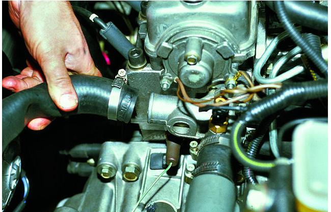 Замена двигателя ваз 2115 своими руками